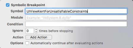 setting up UIViewAlertForUnsatisfiableConstraints