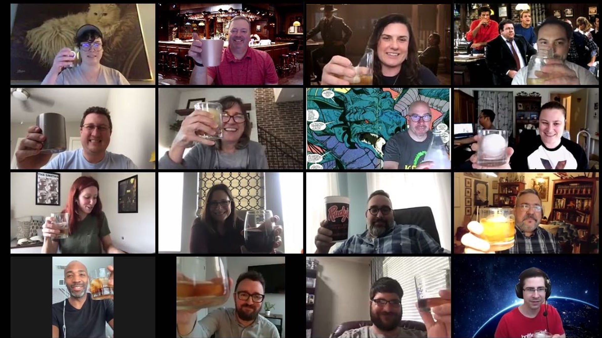 Tips for Building Camaraderie While Working Remotely