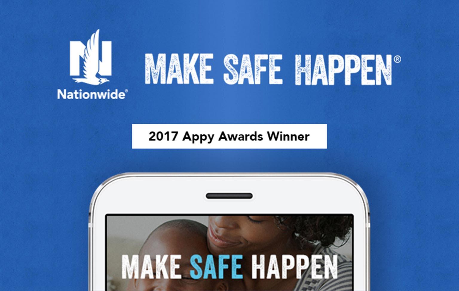 Nationwide Wins 2017 Appy Award