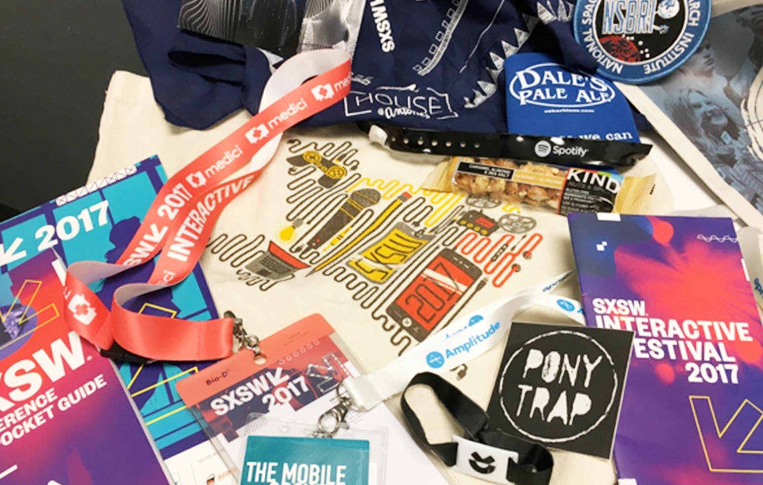 SXSW 2017: The Big Stuff